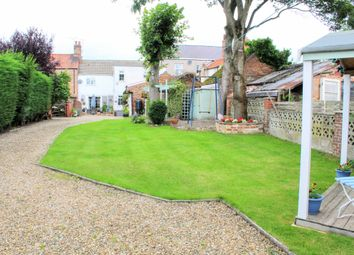 Thumbnail 4 bed terraced house for sale in Newport Road, North Cave, Brough