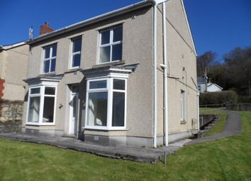Thumbnail 2 bed flat to rent in Brynsiriol, School Road, Abercrave, Swansea