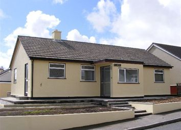 Thumbnail 3 bed bungalow to rent in Cargwyn, Penwithick, St. Austell