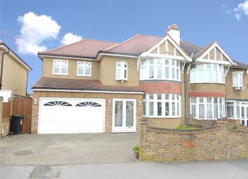 Thumbnail 4 bed semi-detached house to rent in Bennetts Avenue, Croydon