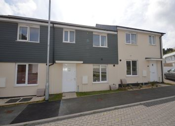 Thumbnail 3 bed terraced house to rent in Kingston Way, Mabe Burnthouse, Penryn