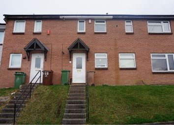 Thumbnail 2 bed terraced house to rent in Truro Drive, Plymouth