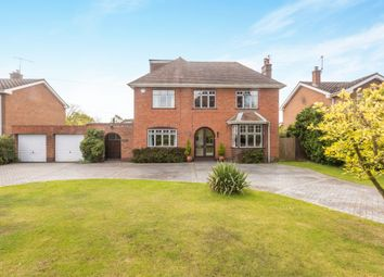 Thumbnail 6 bed detached house for sale in Hallow Lane, Lower Broadheath, Worcester