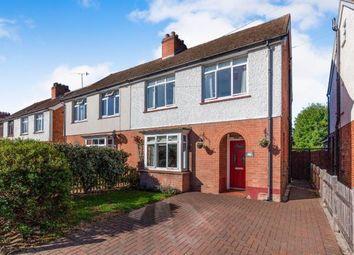 Thumbnail 3 bed semi-detached house for sale in Goldsmid Road, Tonbridge, Kent, .