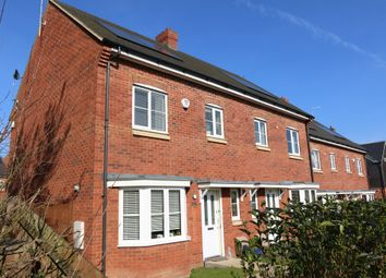 Thumbnail 3 bed semi-detached house for sale in Cole Green Lane, Welwyn Garden City