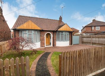 Thumbnail 2 bed bungalow for sale in Tranby Avenue, York, North Yorkshire