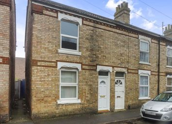 Thumbnail 3 bedroom end terrace house for sale in Cannon Street, Wisbech