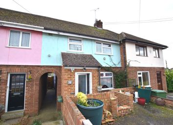 Thumbnail 3 bed terraced house for sale in Buckwoods Road, Braintree