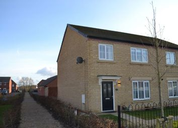 4 bed semi-detached house for sale in Hawker Way, Pineham Village, Northampton NN4