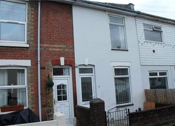 Thumbnail 2 bed terraced house for sale in Newcomen Road, Portsmouth