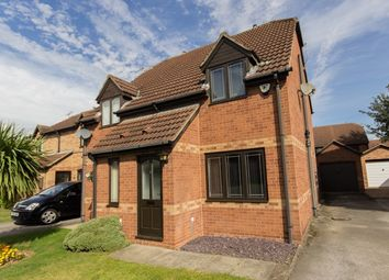2 bed semi-detached house for sale in Dean Close, Rossington, Doncaster DN11