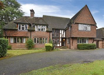 Thumbnail 4 bed detached house to rent in Manor Lane, Gerrards Cross, Buckinghamshire