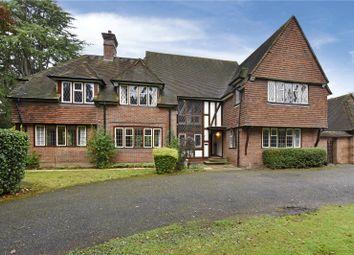 Thumbnail 4 bedroom detached house to rent in Manor Lane, Gerrards Cross, Buckinghamshire