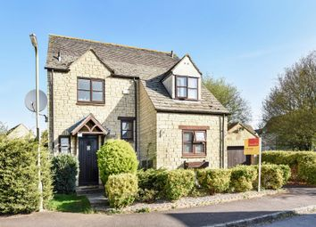 Thumbnail 3 bed detached house for sale in Idbury Close, Witney