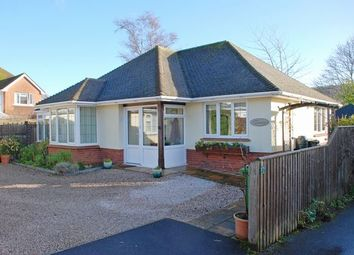 Thumbnail Detached bungalow for sale in Yarde Close, Sidmouth
