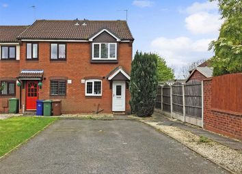 Thumbnail 2 bed end terrace house for sale in Van Gogh Close, Cannock, Staffordshire