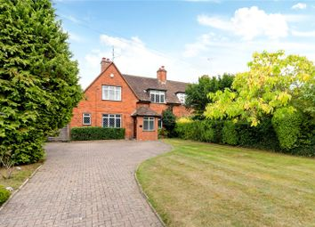 Thumbnail 4 bedroom semi-detached house for sale in Pound Lane, Sonning, Reading