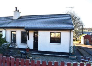 Thumbnail 2 bedroom semi-detached bungalow for sale in Craignee Drive, Moniaive