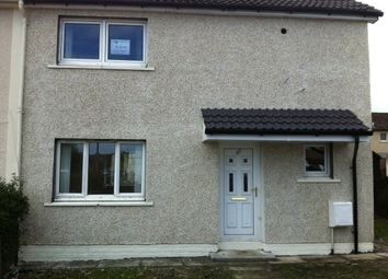 Thumbnail 2 bed semi-detached house to rent in Thrashbush Road, Airdrie