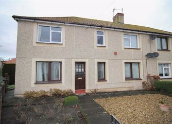 Thumbnail 3 bedroom flat for sale in Osborne Crescent, Tweedmouth, Berwick-Upon-Tweed