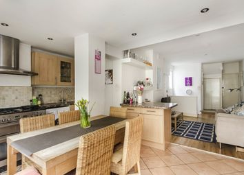 Thumbnail 3 bed flat to rent in Rectory Grove, London