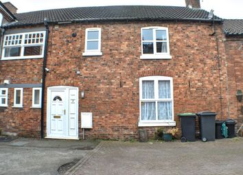 Thumbnail 2 bed terraced house to rent in Cross Keys Yard, Sleaford