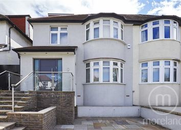 Thumbnail 6 bed semi-detached house for sale in Hillcrest Avenue, Temple Fortune