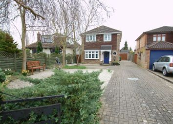Thumbnail 4 bed detached house for sale in Church Road, Bulphan, Upminster
