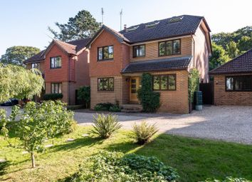 Thumbnail 5 bed detached house for sale in Sylvaways Close, Cranleigh