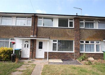 Thumbnail 3 bed terraced house for sale in Cotswold Way, East Preston, Littlehampton