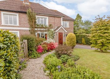 Thumbnail 3 bed semi-detached house for sale in Hurstwood Road, Uckfield, East Sussex