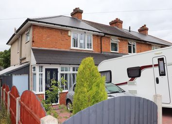 Thumbnail 3 bed end terrace house for sale in Elmdale Crescent, Birmingham