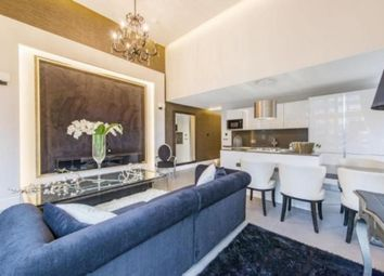 Thumbnail 3 bedroom flat for sale in The Water Gardens, London
