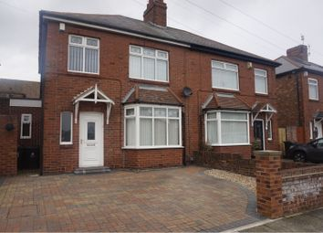 Thumbnail 3 bed semi-detached house for sale in Mowbray Road, North Shields