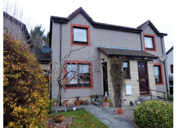Thumbnail 2 bed semi-detached house for sale in Errochty Grove, Perth