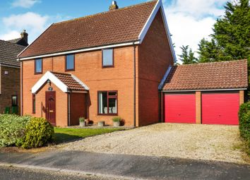 Thumbnail 4 bed detached house for sale in Manor Road, Ipswich