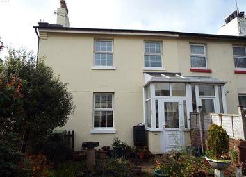 Thumbnail 2 bed end terrace house for sale in St Michaels Road, Paignton, Devon