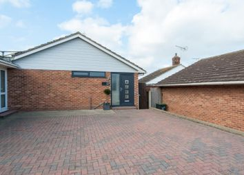 Thumbnail 3 bed detached bungalow to rent in Turnden Gardens, Cliftonville, Margate