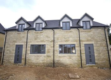 Thumbnail 3 bed semi-detached house for sale in Bisley Road, Eastcombe, Gloucestershire