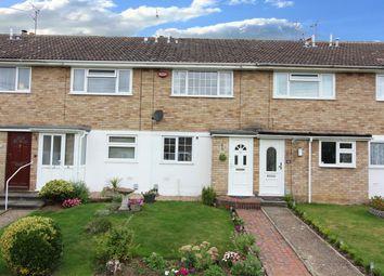 Thumbnail 2 bed terraced house for sale in Foxglove Green, Willesborough, Ashford