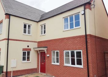 Thumbnail 3 bedroom semi-detached house to rent in Lockley Gardens, Sapcote, Leicester