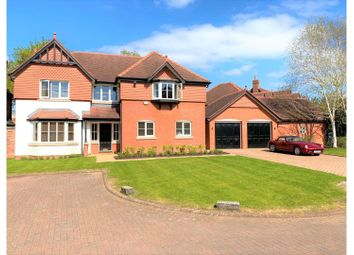 4 bed detached house for sale in Knightsbridge Close, Wilmslow SK9