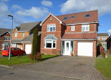 Thumbnail 6 bed detached house for sale in Strathmiglo Court, Hairmyres, East Kilbride