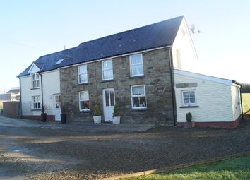 Thumbnail 3 bed detached house for sale in Tanygroes, Cardigan, 2Hp