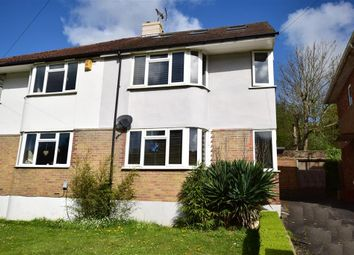 Thumbnail 5 bed semi-detached house for sale in Mackie Avenue, Patcham, Brighton, East Sussex