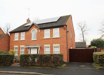 Thumbnail 4 bed detached house for sale in Worths Way, Stratford-Upon-Avon