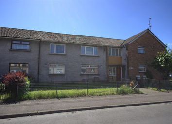 Thumbnail 2 bed flat for sale in Westerton Road, Grangemouth