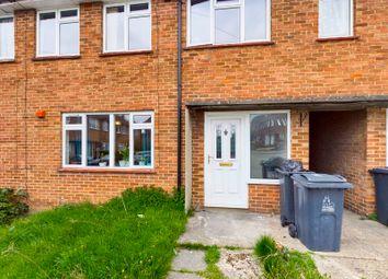 Thumbnail 3 bed terraced house for sale in Rutland Close, Canterbury, Near Christ Church University