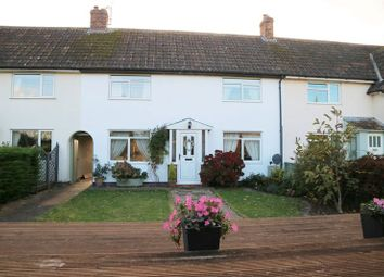 Thumbnail 3 bed terraced house for sale in Charlton Road, Creech Heathfield, Taunton