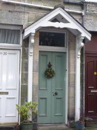 Thumbnail 1 bed flat to rent in Park Lane, Aberdour, Burntisland
